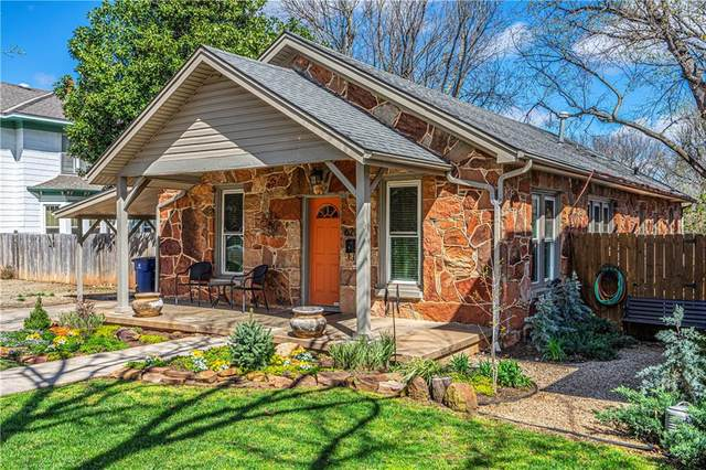 620 N Elm Street, Guthrie, OK 73044 (MLS #905512) :: Homestead & Co