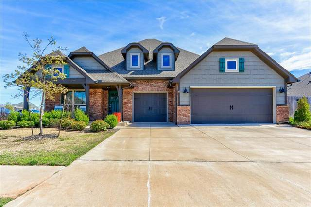 13516 Leighton Lane, Oklahoma City, OK 73142 (MLS #905513) :: Homestead & Co