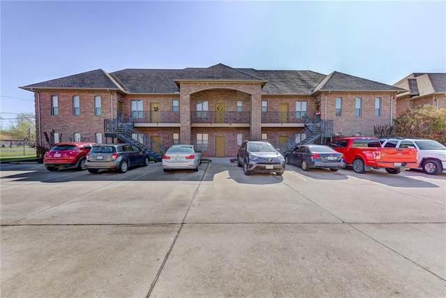 1812 Alameda Street #123, Norman, OK 73071 (MLS #905515) :: Erhardt Group at Keller Williams Mulinix OKC
