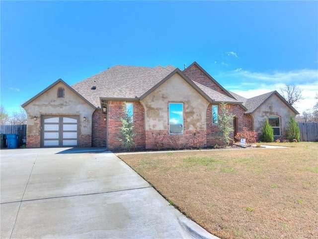 10918 Sara Court, Oklahoma City, OK 73130 (MLS #905517) :: Homestead & Co