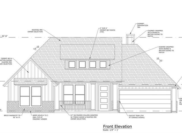 12630 Bridlewood Lane, Blanchard, OK 73010 (MLS #905554) :: Homestead & Co
