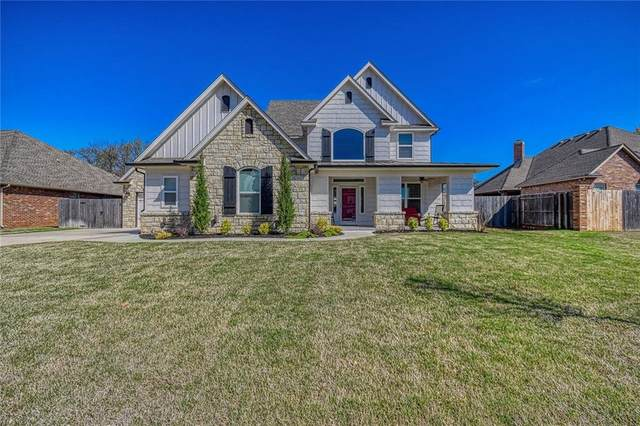 711 Lakewood Drive, Norman, OK 73072 (MLS #905556) :: Homestead & Co