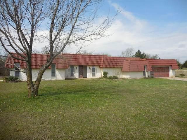 6809 Timberlake Drive, Mustang, OK 73064 (MLS #905567) :: Homestead & Co