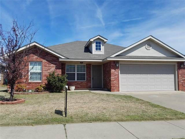 3013 SE 95th Street, Moore, OK 73160 (MLS #905569) :: Homestead & Co