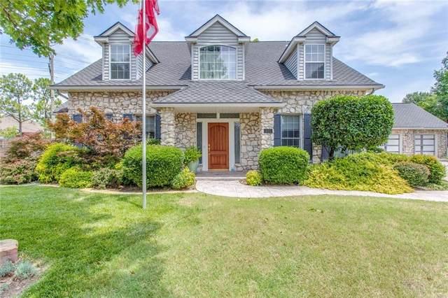 605 Rivermont Court, Norman, OK 73072 (MLS #905608) :: Homestead & Co