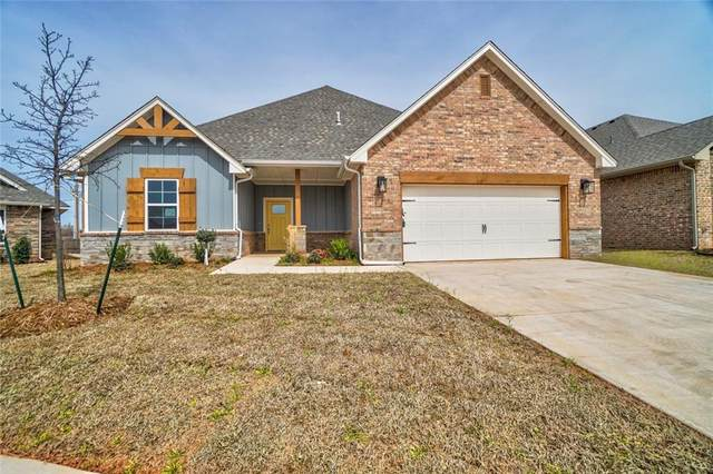 913 NW 192nd Terrace, Edmond, OK 73012 (MLS #905614) :: Homestead & Co