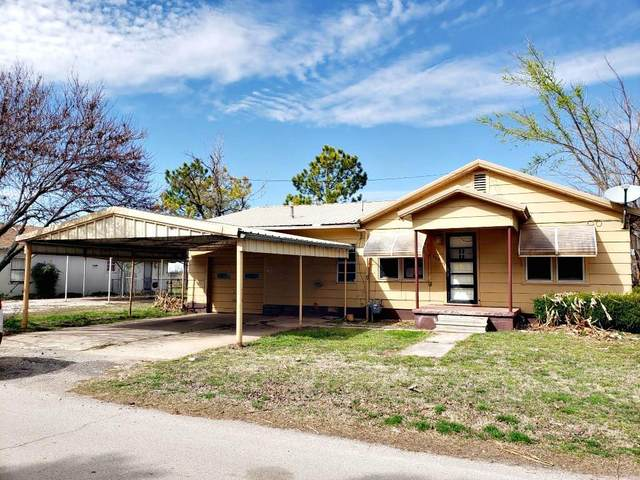 402 NE 1st Street, Maysville, OK 73057 (MLS #905622) :: Homestead & Co