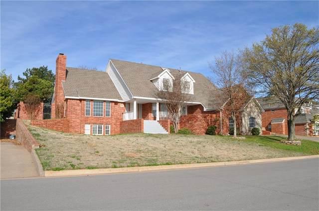 1907 N Lark, Weatherford, OK 73096 (MLS #905629) :: Keri Gray Homes
