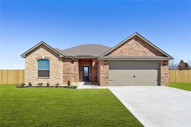 249 E Georgia Terrace, Mustang, OK 73064 (MLS #905640) :: Erhardt Group at Keller Williams Mulinix OKC