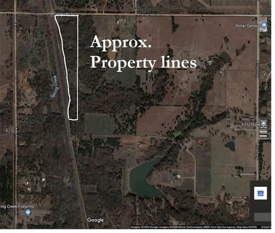 W Forrest Hills Road, Guthrie, OK 73044 (MLS #905654) :: Homestead & Co