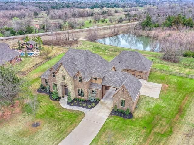 5516 Chateau Lane, Edmond, OK 73034 (MLS #905716) :: Keri Gray Homes
