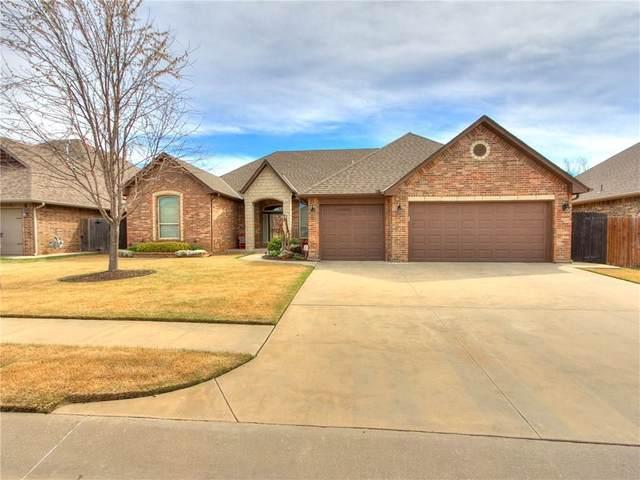 12504 Heathfield Lane, Oklahoma City, OK 73173 (MLS #905729) :: Homestead & Co