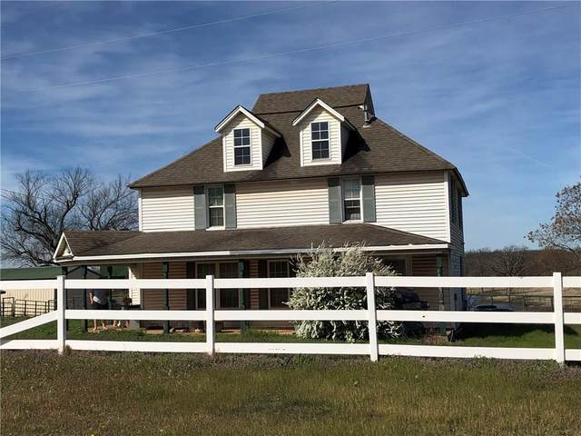 850819 SE 3490 Road, Chandler, OK 74834 (MLS #905739) :: Homestead & Co