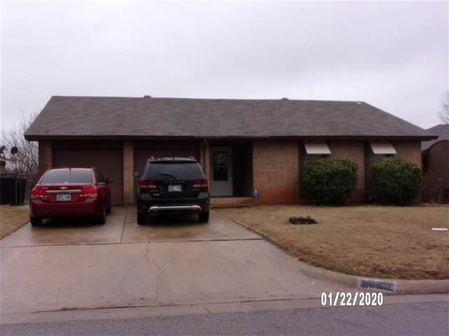 5609 S Bodine Drive, Oklahoma City, OK 73135 (MLS #905740) :: Homestead & Co