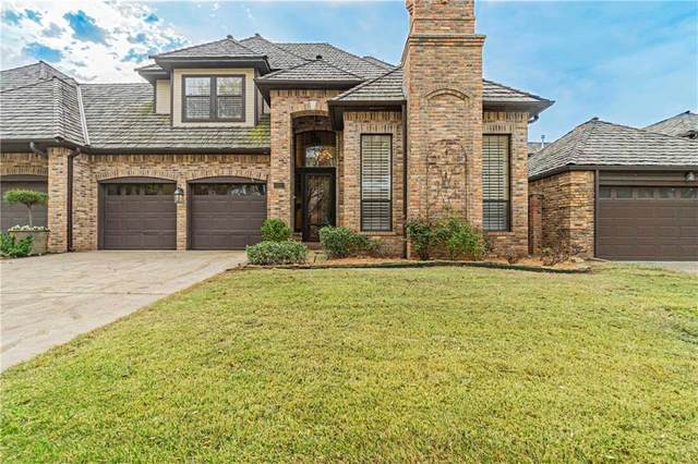 3408 Stafford Drive, Norman, OK 73072 (MLS #905751) :: Homestead & Co