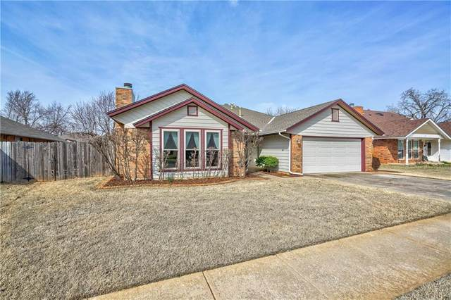 11209 NW Glendover Court, Oklahoma City, OK 73162 (MLS #905757) :: Homestead & Co