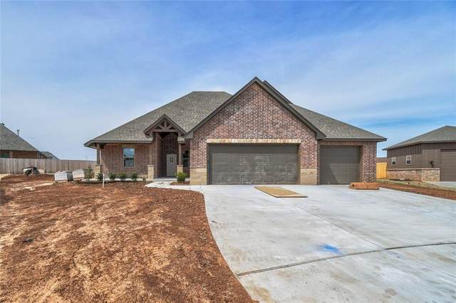 131 NW Hickory Circle, Piedmont, OK 73078 (MLS #905758) :: Homestead & Co