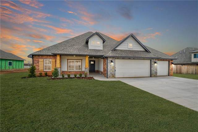 45 NW Hickory Circle, Piedmont, OK 73078 (MLS #905761) :: Homestead & Co