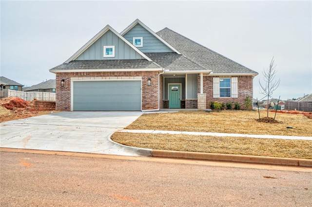 816 NW 192nd Terrace, Edmond, OK 73012 (MLS #905767) :: Homestead & Co