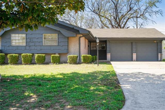 6629 S Villa Avenue, Oklahoma City, OK 73159 (MLS #905798) :: Homestead & Co