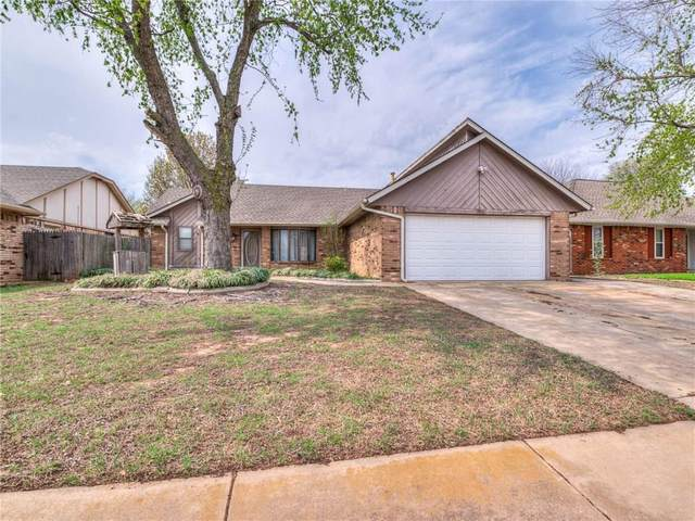 725 Waterview Road, Oklahoma City, OK 73170 (MLS #905803) :: Homestead & Co