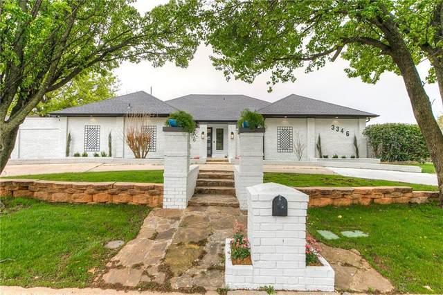 3346 Willow Brook Road, Oklahoma City, OK 73120 (MLS #905810) :: Homestead & Co
