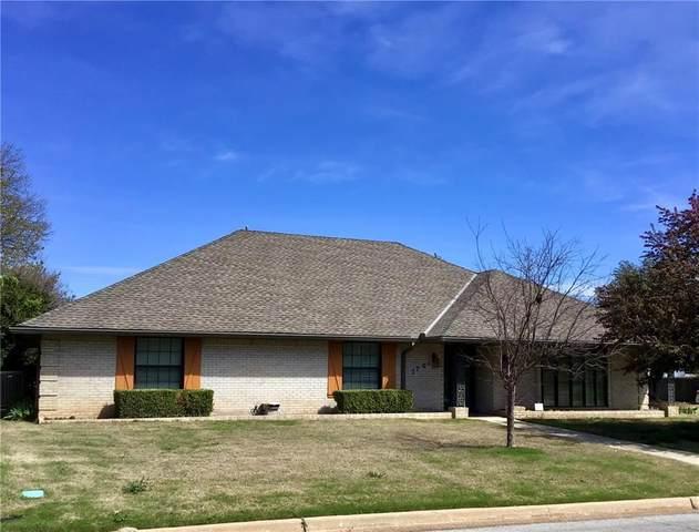 2701 NW 59th Street, Oklahoma City, OK 73112 (MLS #905819) :: Homestead & Co