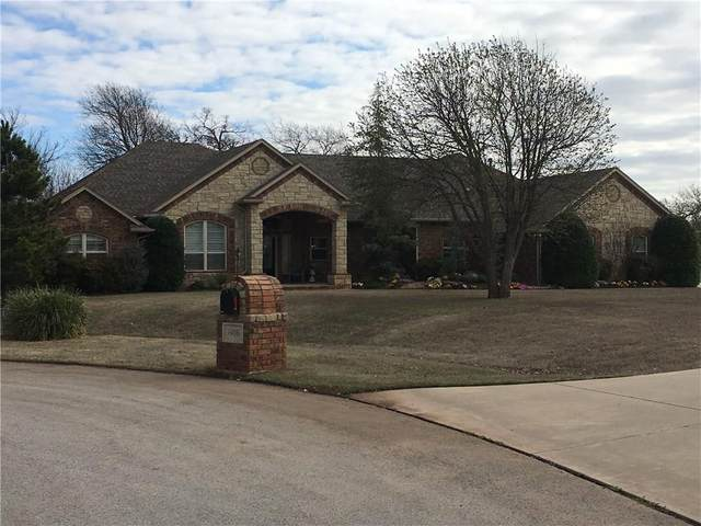1406 Whispering Ridge Drive, Tuttle, OK 73089 (MLS #905822) :: The Oklahoma Real Estate Group