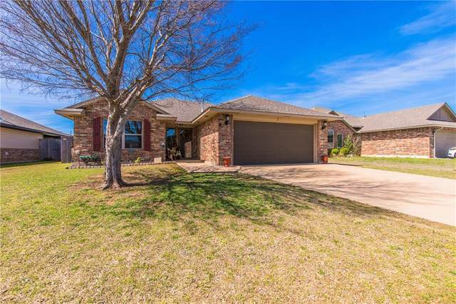 1517 Ginger Avenue, Moore, OK 73160 (MLS #905824) :: Keri Gray Homes