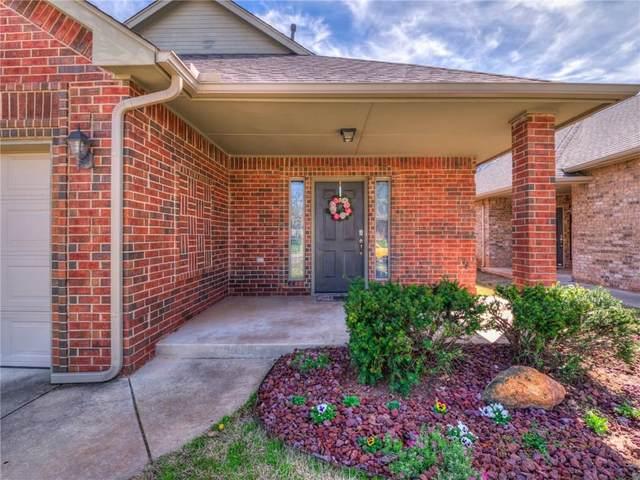1332 Cedar Creek Drive, Norman, OK 73071 (MLS #905825) :: Erhardt Group at Keller Williams Mulinix OKC
