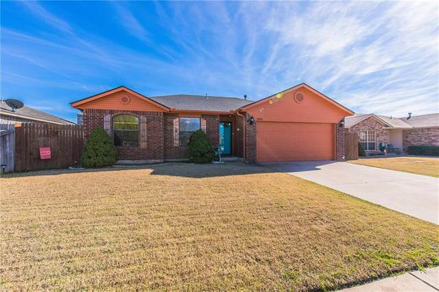 1036 Nw 19Th, Moore, OK 73160 (MLS #905833) :: Homestead & Co