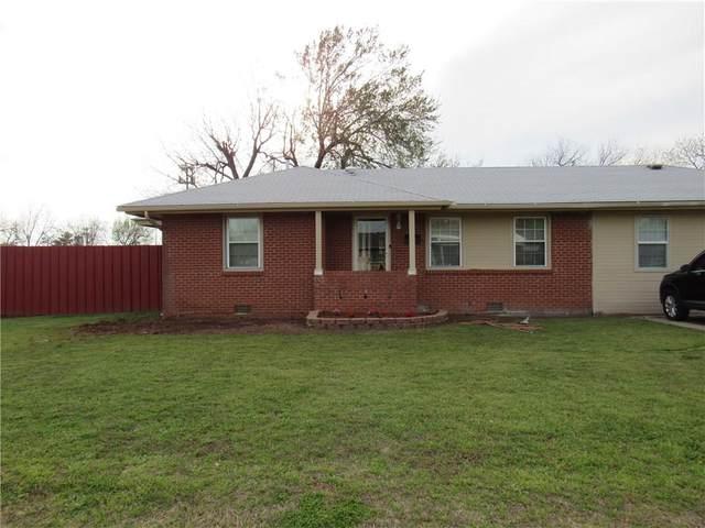 1633 S Reding Drive, Oklahoma City, OK 73119 (MLS #905839) :: Homestead & Co