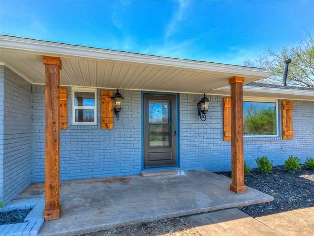 3201 N Maloney Street, Oklahoma City, OK 73121 (MLS #905844) :: Keri Gray Homes