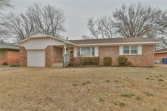 1425 Hollywood Avenue, Norman, OK 73072 (MLS #905851) :: Homestead & Co