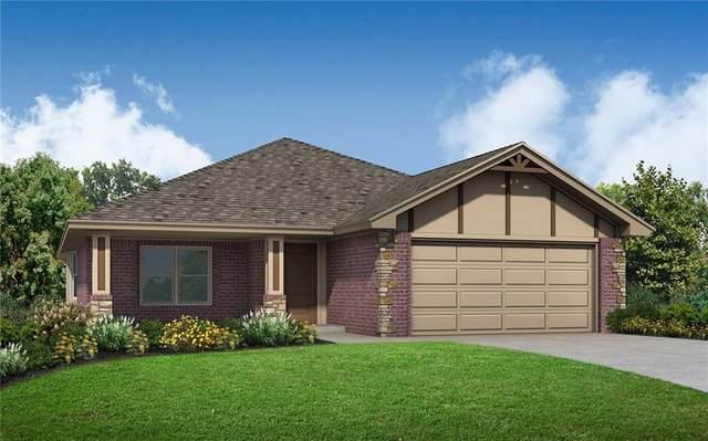 3008 NW 184th Terrace, Edmond, OK 73012 (MLS #905852) :: Homestead & Co