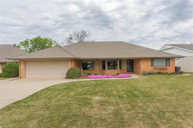 3625 NW 66th Street, Oklahoma City, OK 73116 (MLS #905853) :: Homestead & Co
