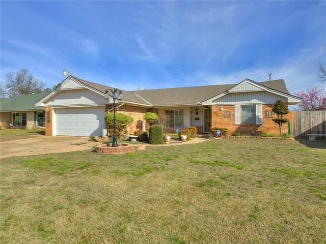 4717 NW 59th Street, Oklahoma City, OK 73122 (MLS #905858) :: Homestead & Co