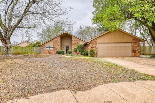 404 Garland Court, Norman, OK 73072 (MLS #905859) :: Homestead & Co