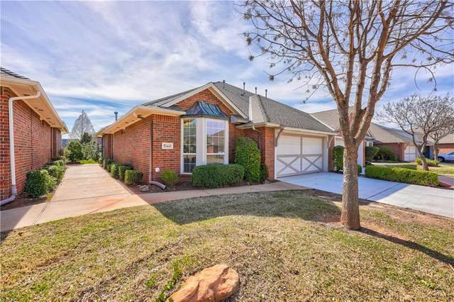 15441 Swallowtail Road, Edmond, OK 73013 (MLS #905860) :: Homestead & Co