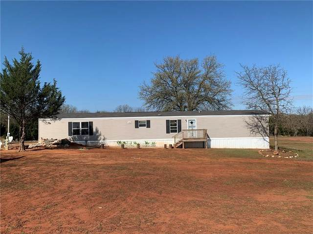 23136 Oakview, Tecumseh, OK 74873 (MLS #905898) :: Homestead & Co