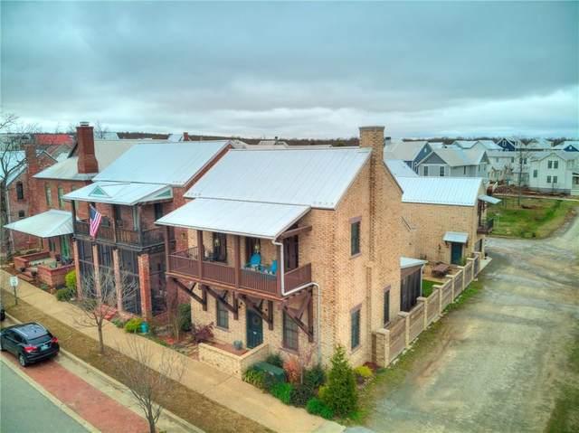 29 Park Street, Carlton Landing, OK 74432 (MLS #905902) :: Keri Gray Homes