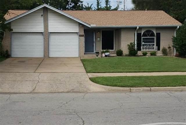 2513 SW 86th Street, Oklahoma City, OK 73159 (MLS #905911) :: Keri Gray Homes