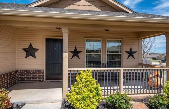 9501 SW 28th Street, Oklahoma City, OK 73128 (MLS #905913) :: Homestead & Co