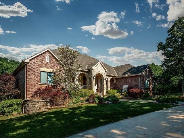 99 N Cooke Trail, Edmond, OK 73034 (MLS #905915) :: Homestead & Co