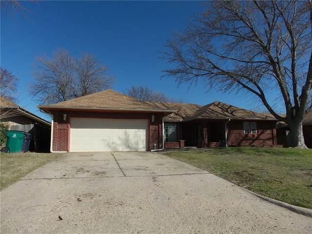 5205 SE 54th Street, Oklahoma City, OK 73135 (MLS #905927) :: Keri Gray Homes