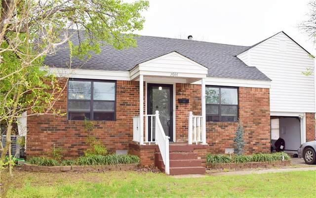 2644 NW 35th Street, Oklahoma City, OK 73078 (MLS #905935) :: Homestead & Co