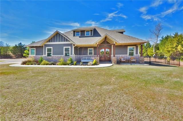 12931 R Road, Edmond, OK 73034 (MLS #905958) :: Homestead & Co
