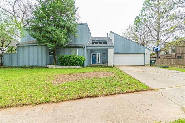 3752 Cedar Ridge Drive, Norman, OK 73072 (MLS #905959) :: Homestead & Co