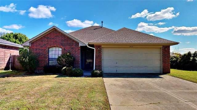 1412 Sebastiani Circle, Norman, OK 73071 (MLS #905964) :: Keri Gray Homes