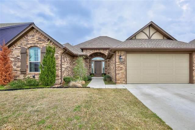 220 SW 147th Street, Oklahoma City, OK 73170 (MLS #905969) :: Homestead & Co